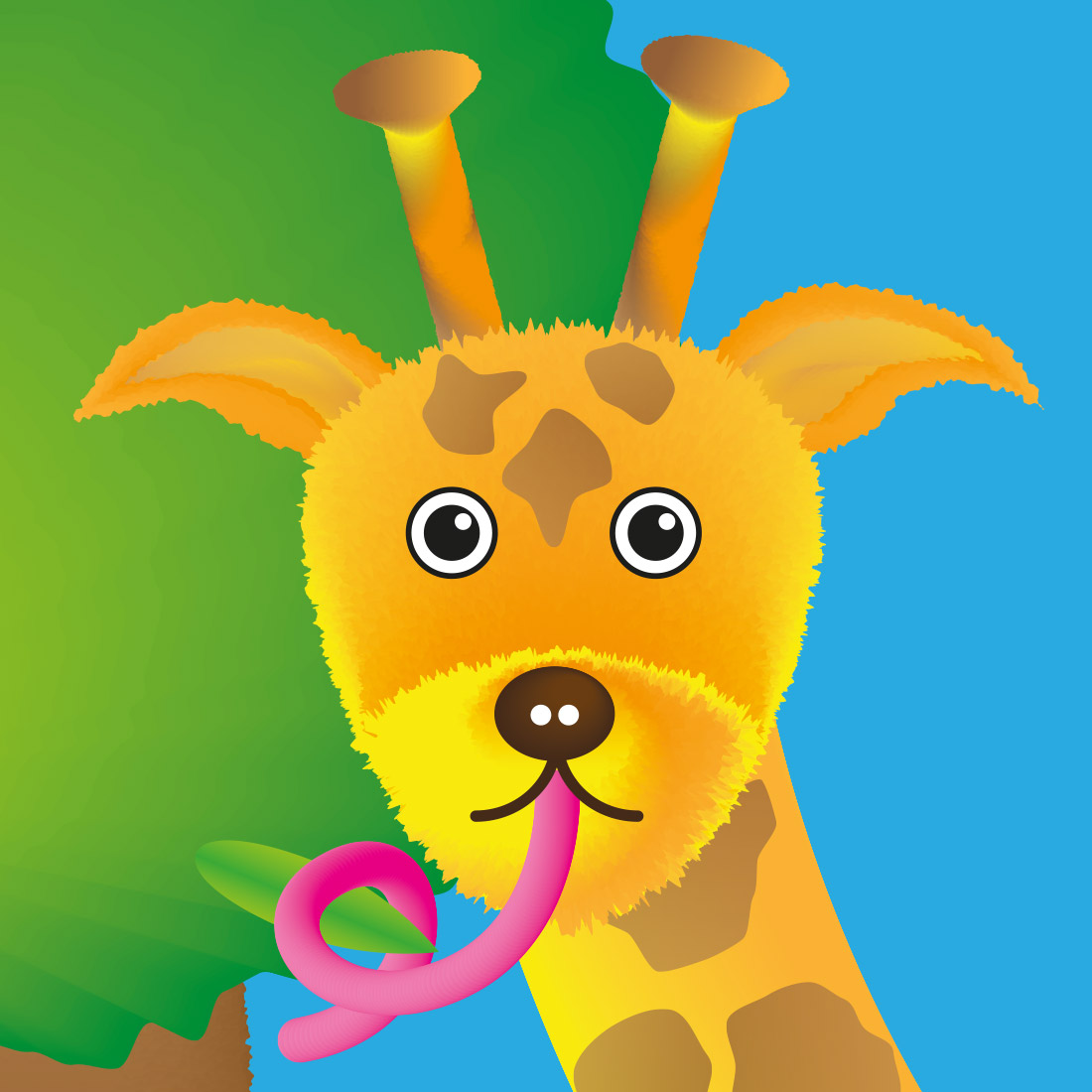 Gerri Giraffe
